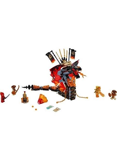 Lego LEGO Ninjago Ateş Diş  Renkli
